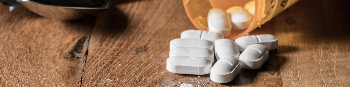 Opiates – codeine, morphine, heroin