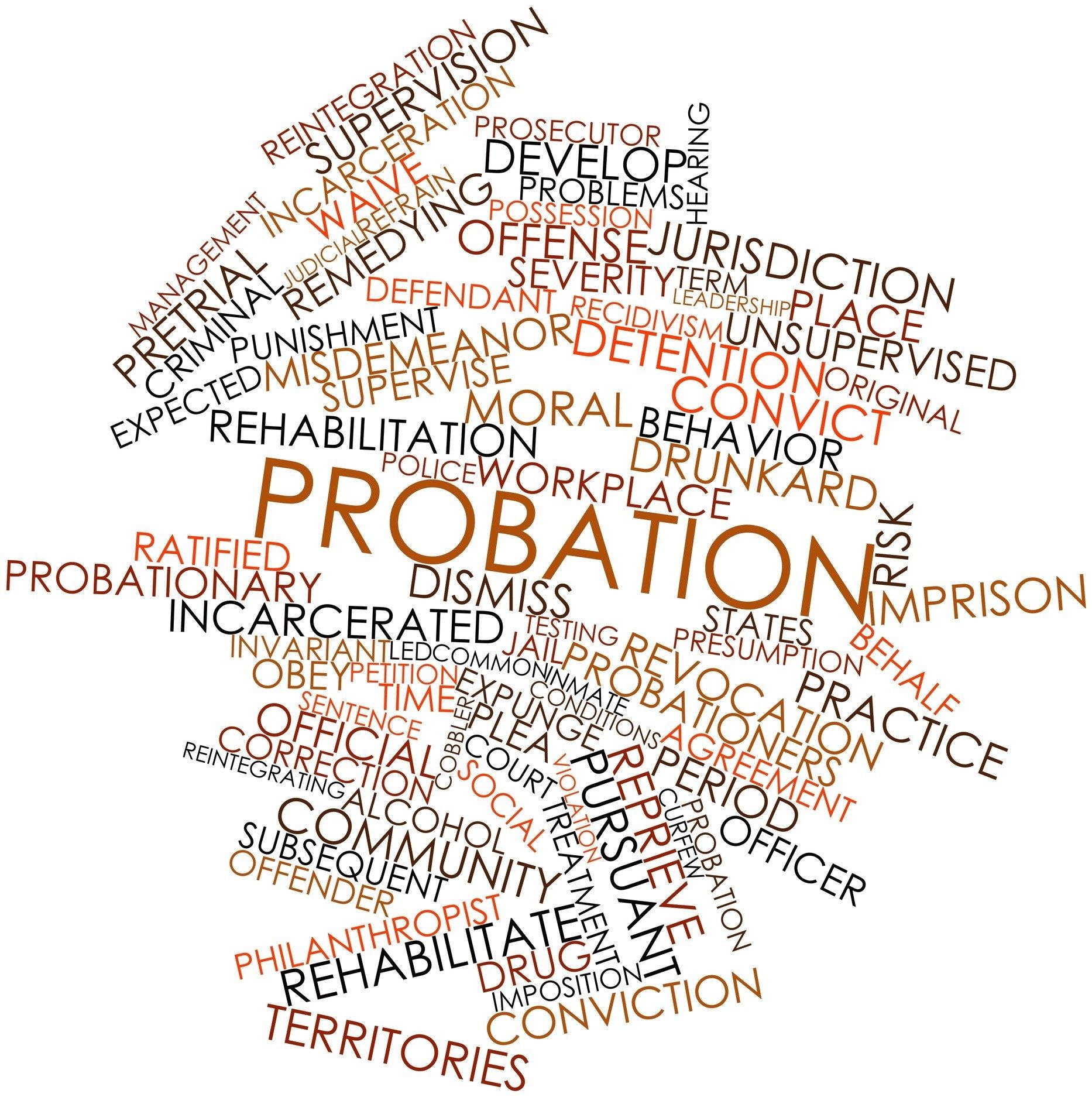 probation drug testing